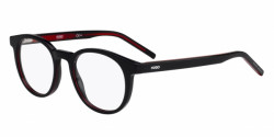 Hugo HG 1007 OIT BLACK RED