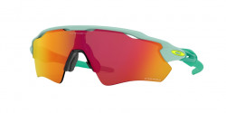 Oakley OO 9208 RADAR EV PATH  920877  ARCTIC SURF  prizm ruby