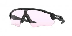 Oakley OO 9208 RADAR EV PATH  920898  POLISHED BLACK prizm low light