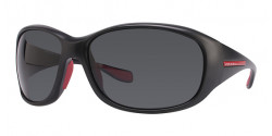 Prada PS 06 MS 1BO1A1 BLACK grey