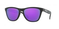 Oakley OO 9013 FROGSKINS 9013H6  MATTE BLACK prizm violet