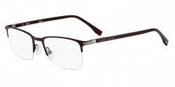 Hugo Boss Boss HB 1007  4IN MATTE BROWN