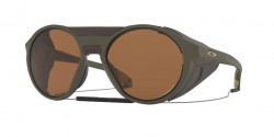 Oakley OO 9440 CLIFDEN 944004  MATTE OLIVE GREEN  prizm tungsten polarized