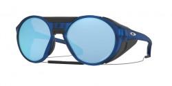 Oakley OO 9440 CLIFDEN 944005  MATTE TRANSLUCENT BLUE prizm deep h2o polarized