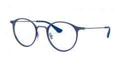 Ray-Ban RB 6378 3068  TOP BLUE ON BLUE TRASP