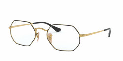 Ray-Ban RB 6456  2991  TOP BLACK ON GOLD