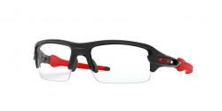 Oakley OY 8015 FLAK XS RX  801504  POLISHED BLACK