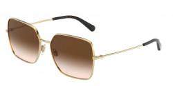 Dolce&Gabbana DG 2242 02/13  GOLD, brown gradient