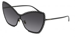 Dolce&Gabbana DG 2240 01/8G  BLACK, grey gradient