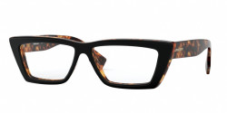 Burberry B 2305  3810  TOP BLACK ON HAVANA