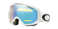 Oakley OO 7113 O FRAME 2.0 PRO XM 711305 MATTE WHITE hi yellow iridium & dark grey