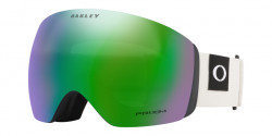 Gogle OAKLEY OO 7050 FLIGHT DECK 705069 BLOCKEDOUT DARK BRUSH GREY prizm snow jade iridium