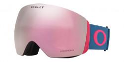 Gogle OAKLEY OO 7050 FLIGHT DECK 705070 POSEIDON STRONG RED prizm snow hi pink iridium