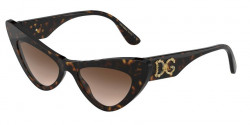 Dolce&Gabbana DG 4368  502/13  HAVANA brown gradient