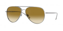 Versace VE 2217  100113  GUNMETAL brown gradient