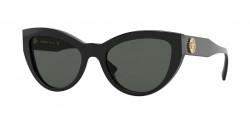 Versace VE 4381 B GB1/87  BLACK  grey