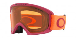 Gogle OAKLEY OO 7045 O FRAME 2.0 XL O2 704533  ORANGE BRICK kolor soczewek: persimmon