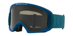 Gogle OAKLEY OO 7045 O FRAME 2.0 XL O2 704543  POSEIDON BALSAM  kolor soczewek: dark grey & persimmon
