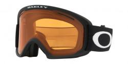 Gogle OAKLEY OO 7045 O FRAME 2.0 XL O2 704545  MATTE BLACK  kolor soczewek: fire iridium & persimmon