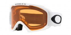 Gogle OAKLEY OO 7045 O FRAME 2.0 XL O2 704547  MATTE WHITE  kolor soczewek: persimmon & dark grey