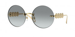 Versace VE 2214  100211  GOLD grey gradient