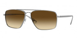 Versace VE 2216  100113  GUNMETAL brown gradient