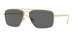 Versace VE 2216  100287  GOLD grey