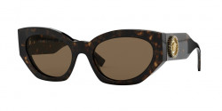 Versace VE 4376 B 108/73  HAVANA  brown
