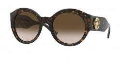 Versace VE 4380 B  108/13  HAVANA  brown gradient