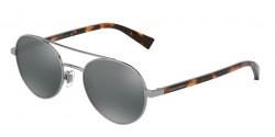 Dolce&Gabbana DG 2245 04/6G  GUNMETAL light grey mirror black