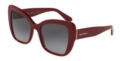 Dolce&Gabbana DG 4348 30918G  BORDEAUX grey gradient