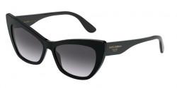 Dolce&Gabbana DG 4370  501/8G  BLACK  grey gradient