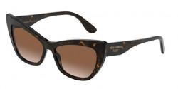 Dolce&Gabbana DG 4370  502/13  HAVANA brown gradient
