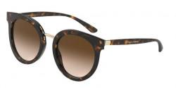 Dolce&Gabbana DG 4371  502/13  HAVANA brown gradient