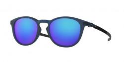 Oakley OO 9439 PITCHMAN R 943913  MATTE TRANSLUCENT BLUE prizm sapphire polarized