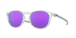 Oakley OO 9439 PITCHMAN R 943912  POLISHED CLEAR prizm violet