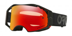 Gogle Oakley OO 7046 AIRBRAKE MX 704658  FACTORY PILOT BLACKOUT  prizm mx torch iridium