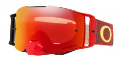 Gogle Oakley OO 7087 FRONT LINE MX 708734  EQUALIZER RED YELLOW  prizm mx torch iridium