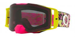 Gogle Oakley OO 7087 FRONT LINE MX 708737  CAMO VINE JUNGLE PINK dark grey