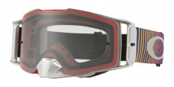 Gogle Oakley OO 7087 FRONT LINE MX 708738  SHOCKWAVE RB clear