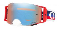 Gogle Oakley OO 7087 FRONT LINE MX 708739  TLD PRE-MIX RWB prizm mx sapphire iridium