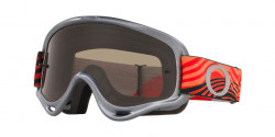 Gogle Oakley OO 7030 XS O-FRAME MX 703025  WIND TUNNEL RBO grey & clear
