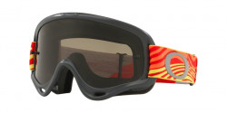 Gogle Oakley OO 7030 XS O-FRAME MX 703018  WIND TUNNEL RYO dark grey