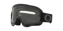 Gogle Oakley OO 7030 XS O-FRAME MX 703020  CARBON FIBER clear