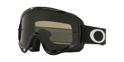 Gogle Oakley OO 7030 XS O-FRAME MX 703021  JET BLACK  dark grey