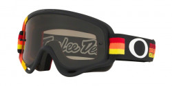 Gogle Oakley OO 7030 XS O-FRAME MX 703023  TLD PRE-MIX RYO dark grey