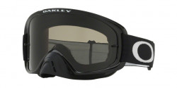 Gogle Oakley OO 7068 O FRAME 2.0 MX 706821  JET BLACK SAND  dark grey