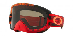 Gogle Oakley OO 7068 O FRAME 2.0 MX 706838  FREQUENCY RED ORANGE  dark grey