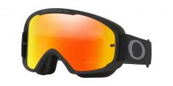 Gogle Oakley OO 7108 O-FRAME 2.0 MTB 710801  BLACK GUNMETAL fire iridium