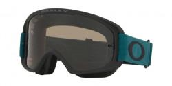 Gogle Oakley OO 7108 O-FRAME 2.0 MTB 710804  BALSAM BLACK dark grey